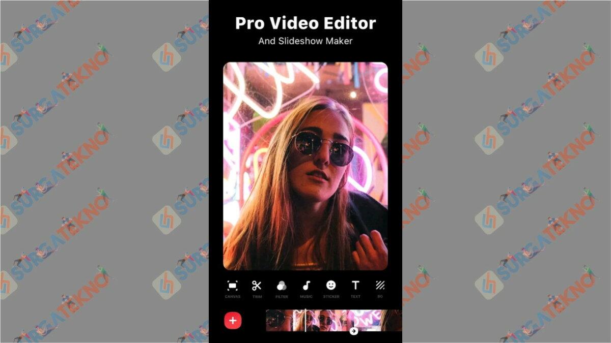 Inshot - aplikasi edit video di hp terbaik