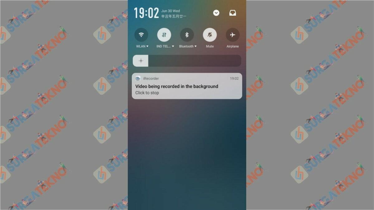 Langkah Terakhir - Cara Merekam Video Diam-Diam Walau Layar Ponsel Mati