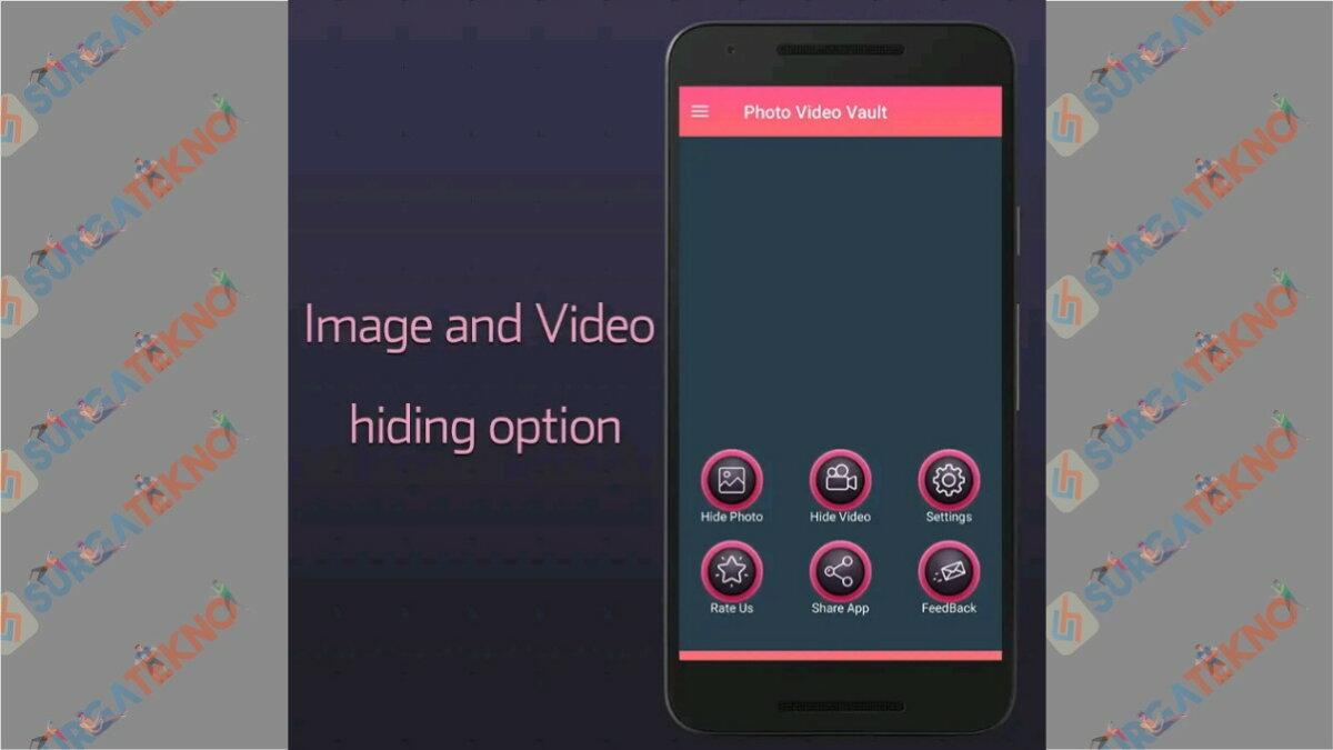 Gallery Hide - Aplikasi Sembunyikan Foto dan Video