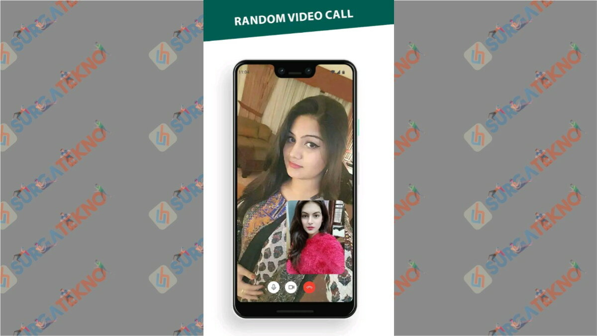 Random live chat - Aplikasi video call acak