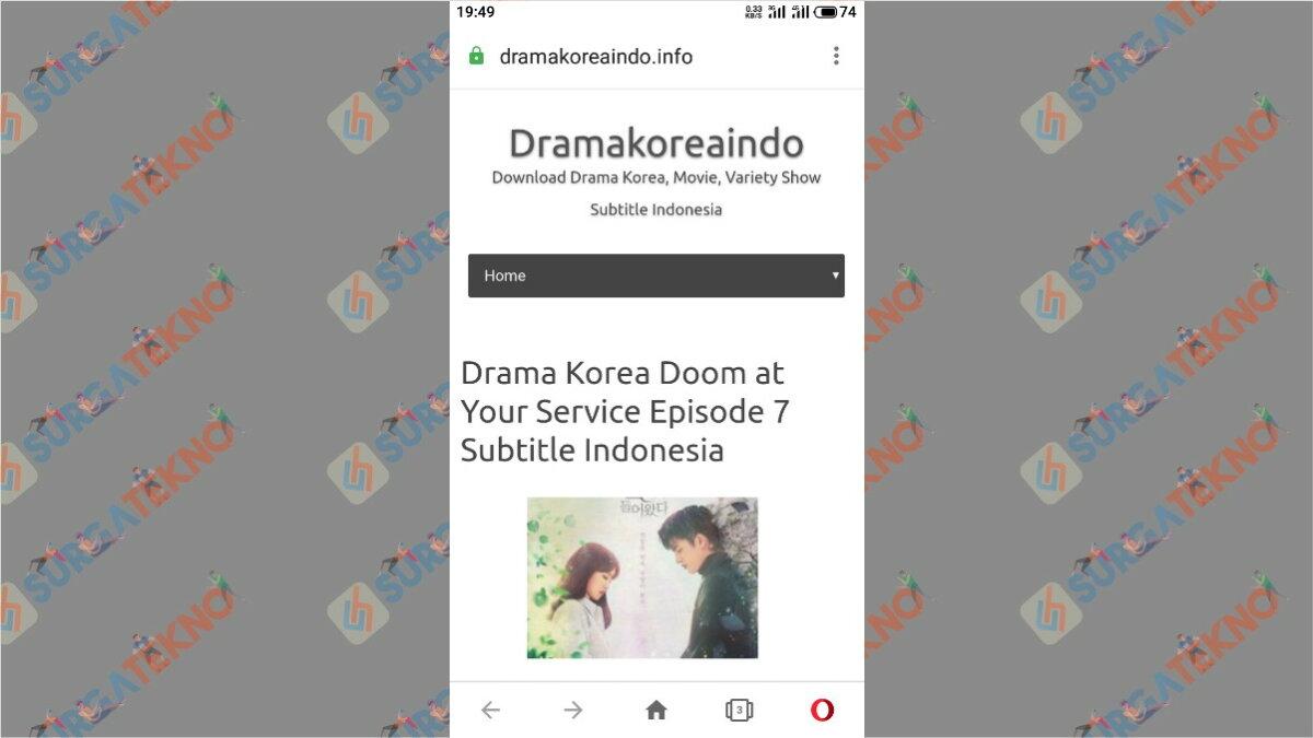 Drama Korea Indo - Situs Nonton Drama Korea Gratis