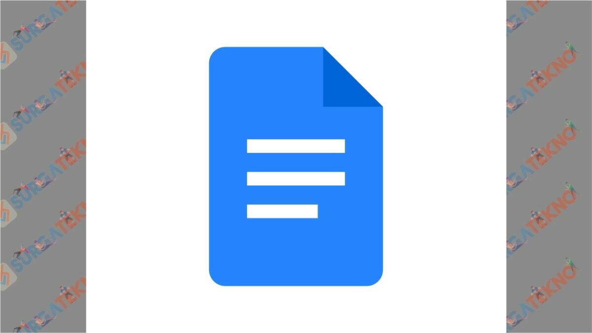 Google Docs - Produk Google terbaik