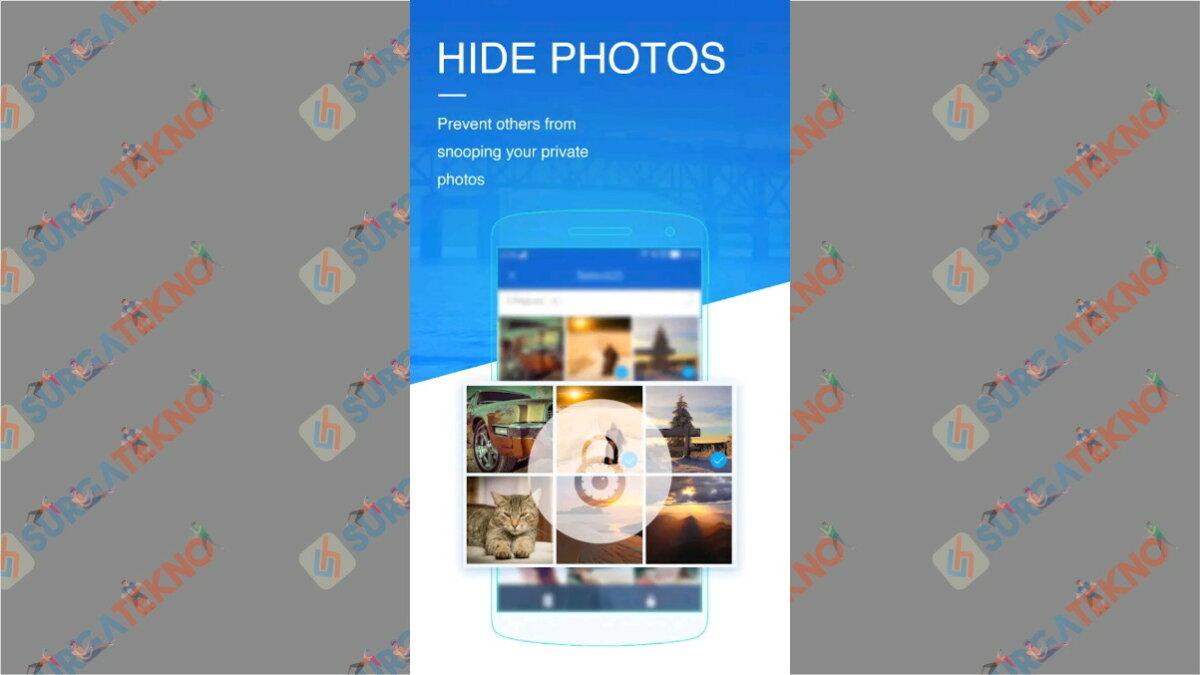 LOCKit - Aplikasi Sembunyikan Foto dan Video