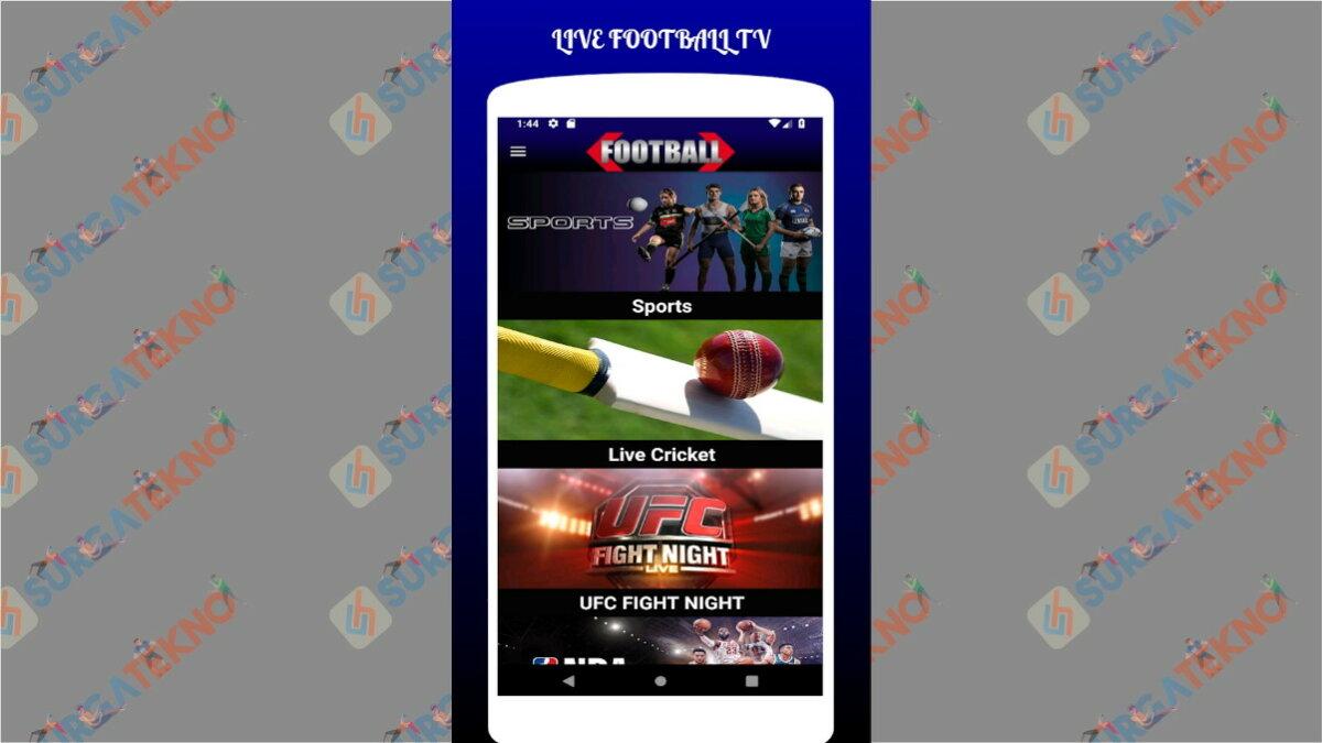 Live Net TV - Aplikasi Live Streaming Euro 2020