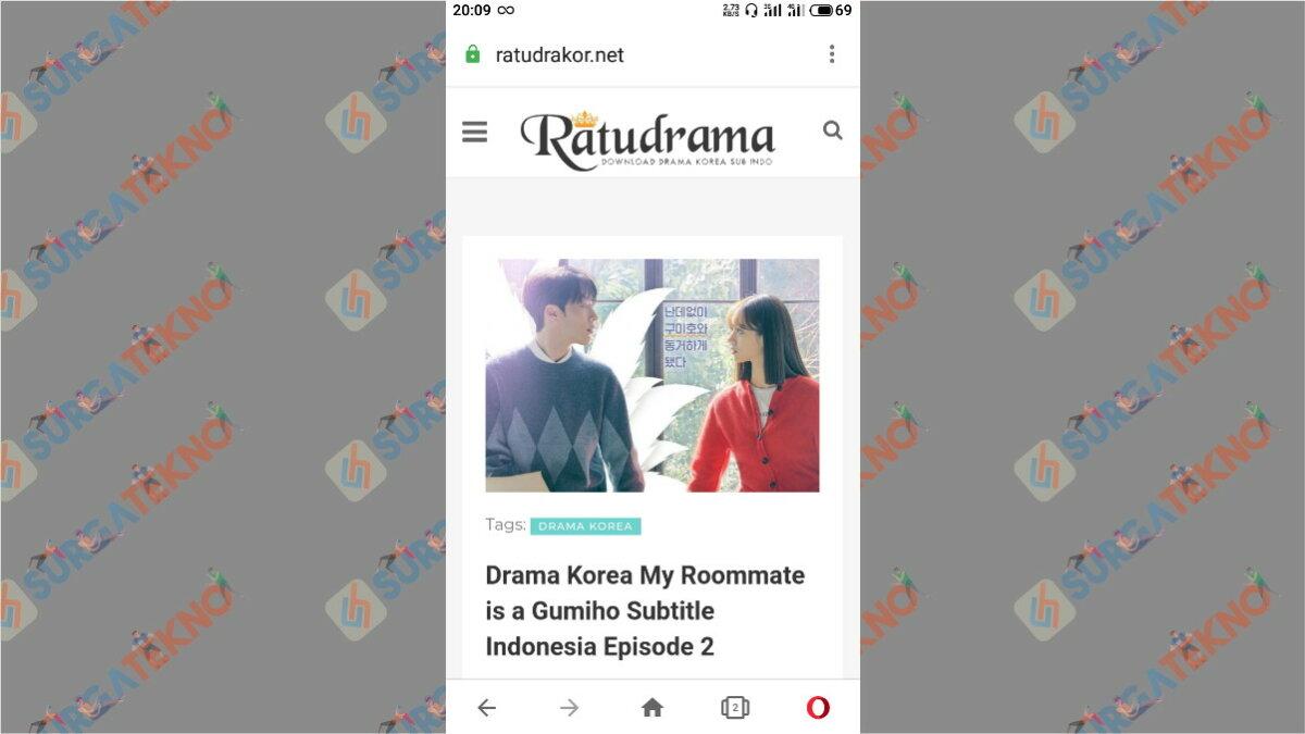 Ratu drama - Situs Nonton Drama Korea Gratis