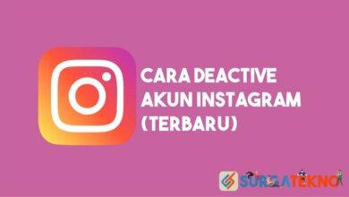 Cara Mudah Deactive Akun Instagram
