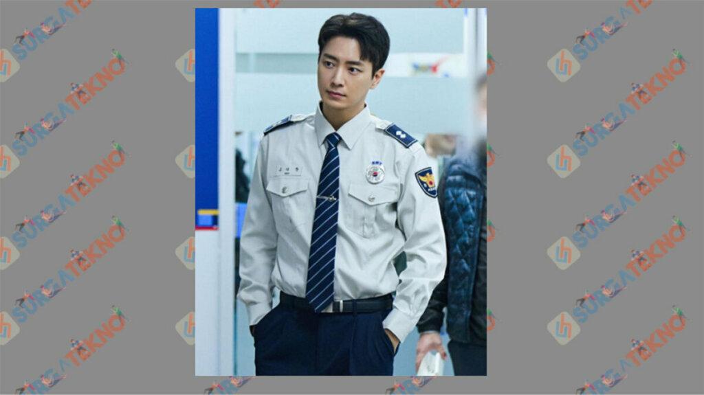 Lee Jun Hyeok berperan sebagai Yoo Tae Han - Daftar Pemain Dark Hole