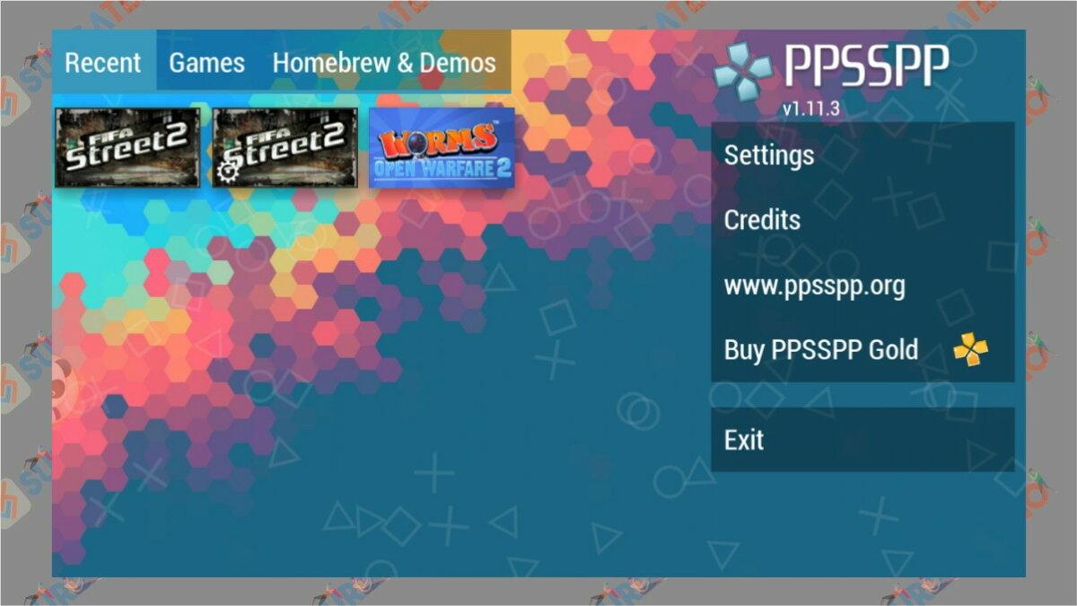 Gambar Langkah pertama - Cara Cheat Semua Game PPSSPP