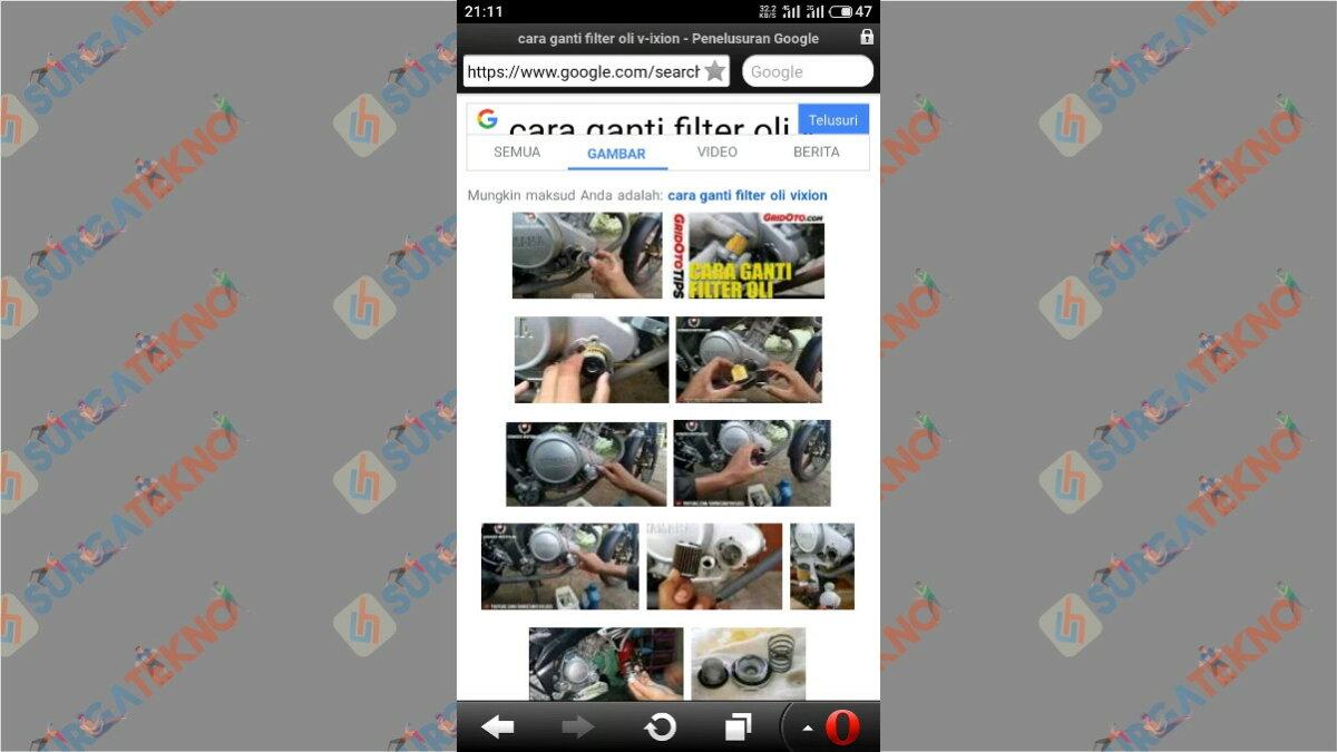 Cara kedua - cara download thumbnail youtube