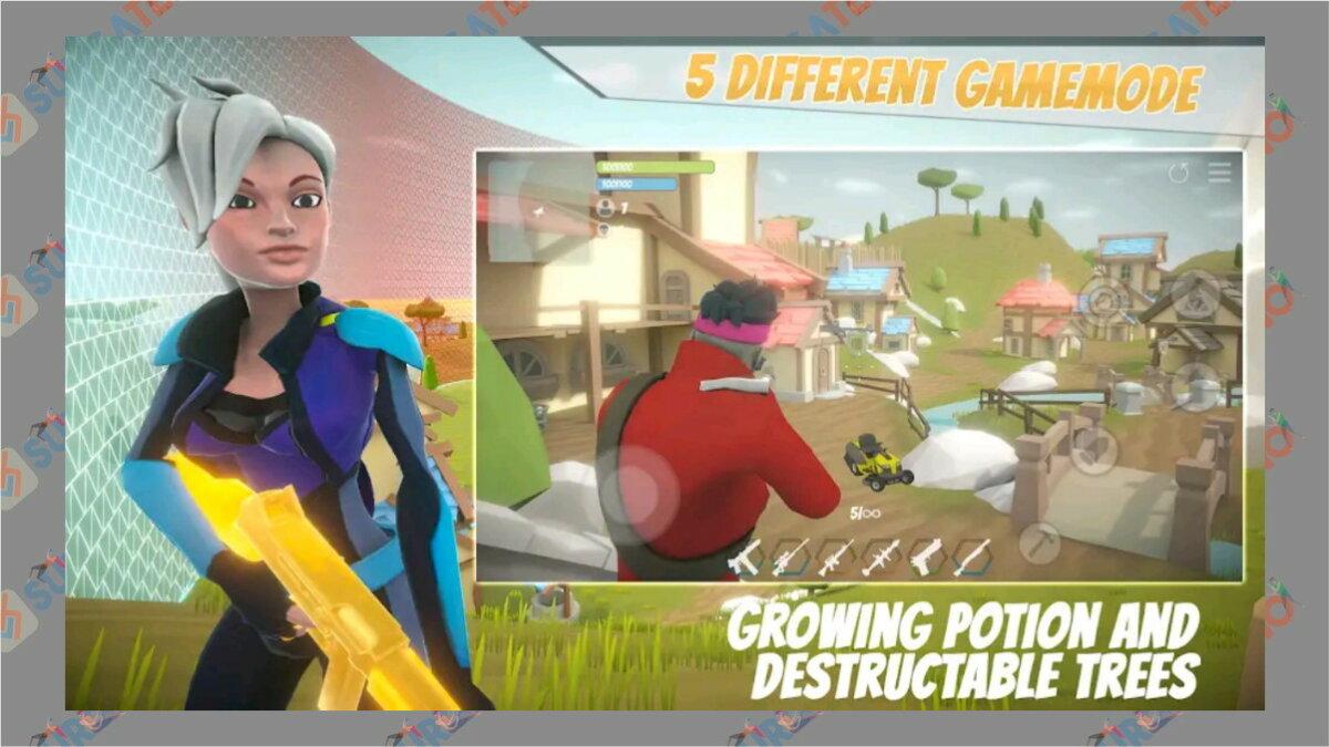 Giant.io - Game Battle Royale Terbaik