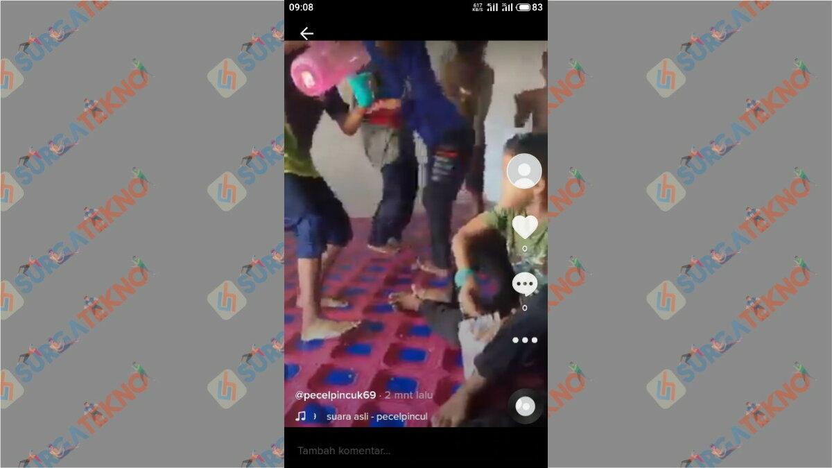 Cara ketiga - Menonaktifkan Komentar TikTok Video Tunggal