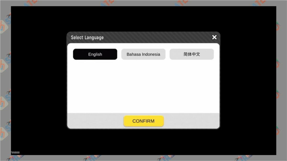 Gambar Langkah keempat - Cara Mengganti Bahasa Indonesia di Sausage Man