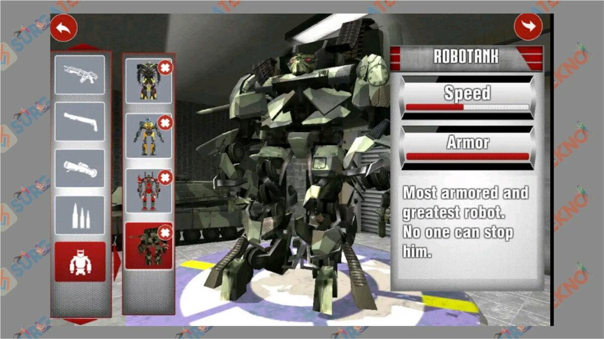 Royal Robot BattleGround - Game Battle Royale Terbaik