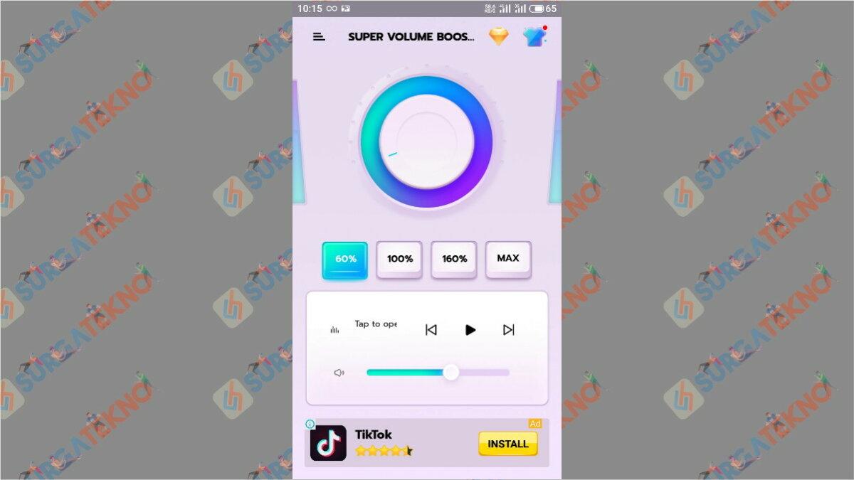 Langkah Terakhir - Cara Memperbesar Volume Suara Video di Android