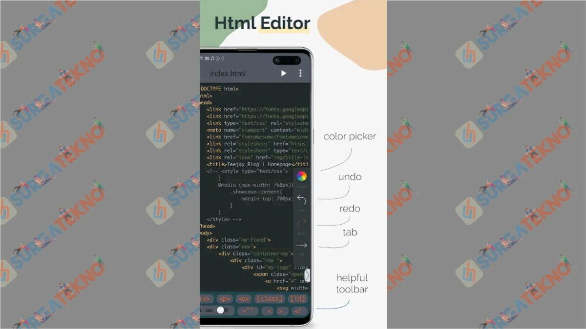 Gambar Aplikasi Text Editor Terbaik