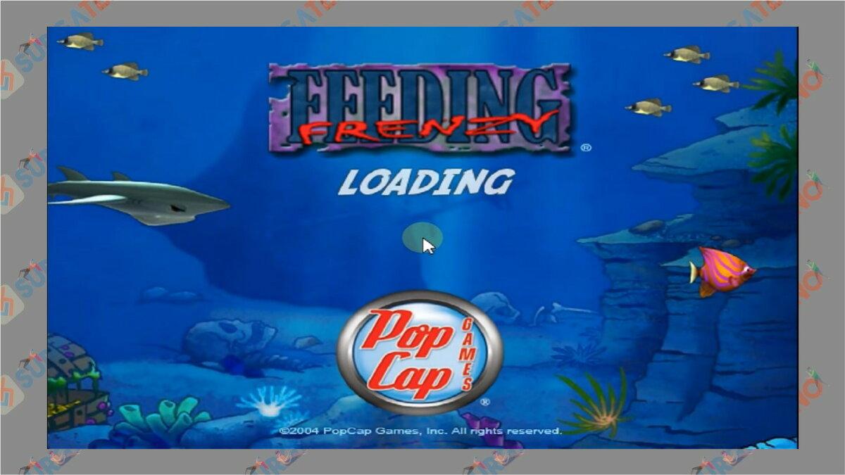 Gambar Langkah terakhir - Cara Install Feeding Frenzy