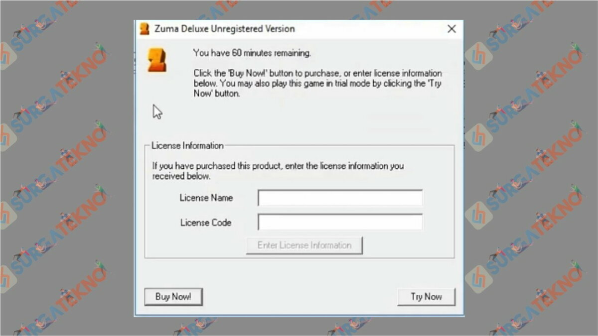 Gambar Langkah ke-tujuh - Cara Install Zuma Deluxe