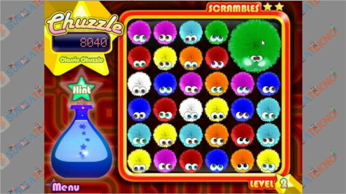 Chuzzle Deluxe - Game PopCap Terbaik