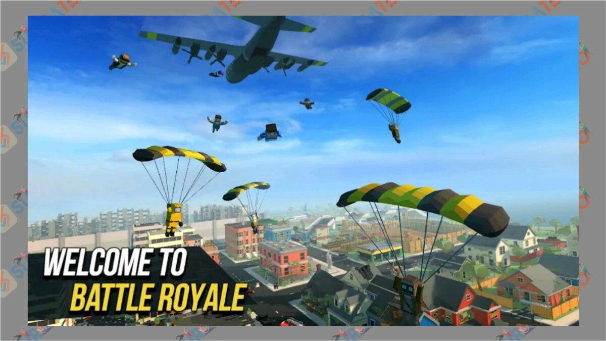 Grand Battle Royale - Game Battle Royale Terbaik