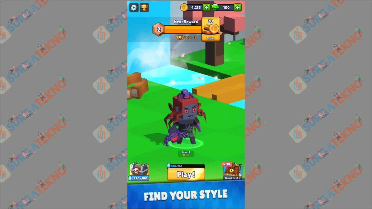 Hunt Royale - Game Battle Royale Terbaik