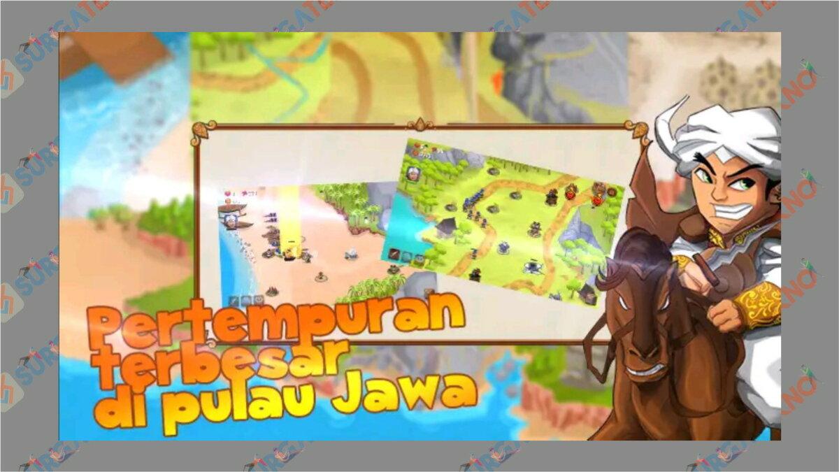 gambar Pangeran Diponegoro - TD - Game Tower Defense terbaik