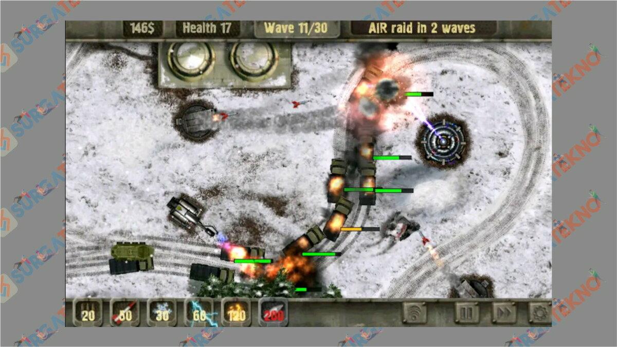 gambar Defense Zone- Game Tower Defense terbaik