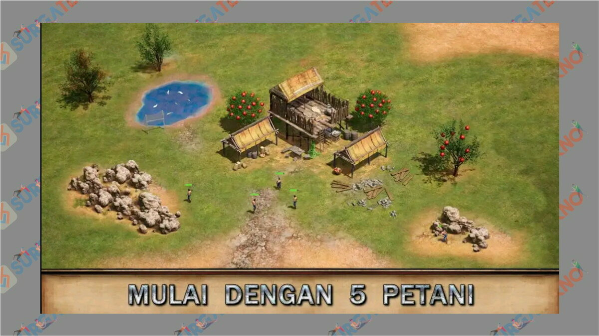 gambar Rise of Empire: Ice and Fire - Game Tower Defense terbaik
