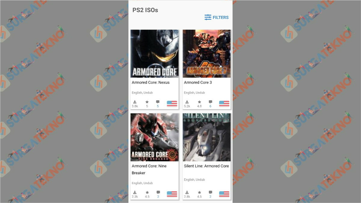 Cdromance - situs download game ps2 ISO