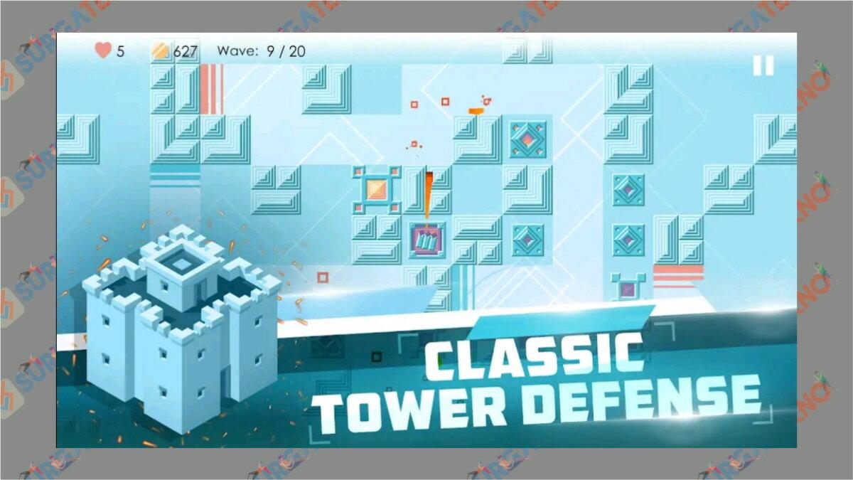 gambar Mini TD 2 - Game Tower Defense terbaik