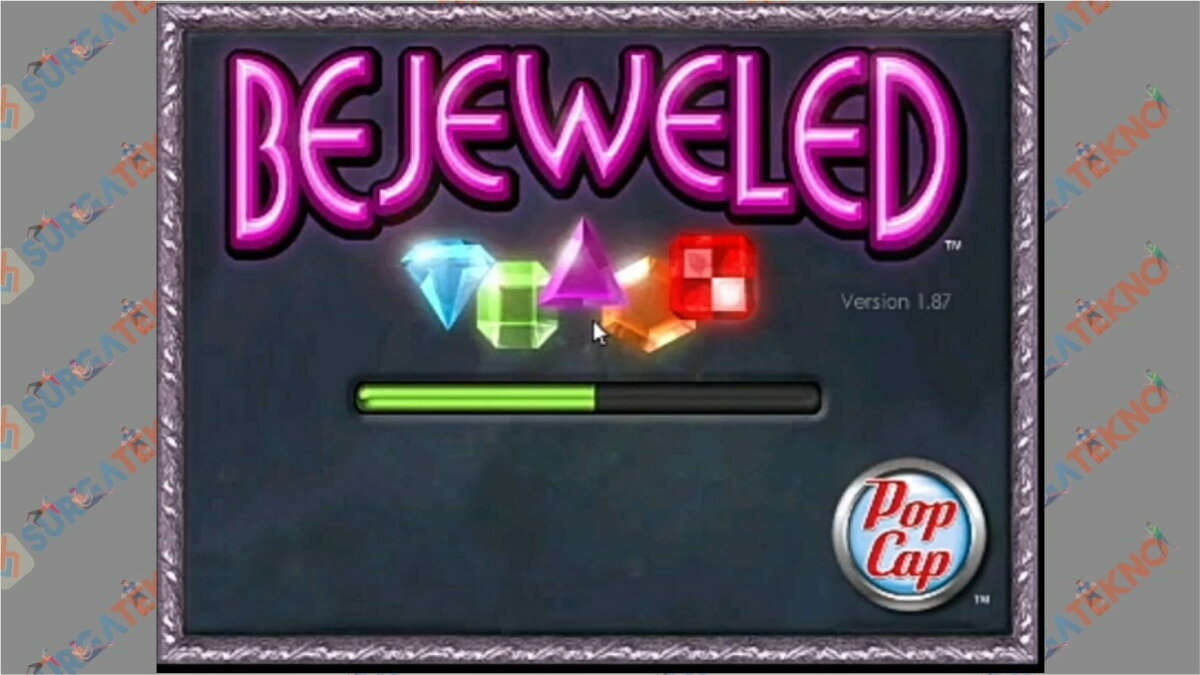 Gambar Langkah terakhir - Cara Install Bejeweled