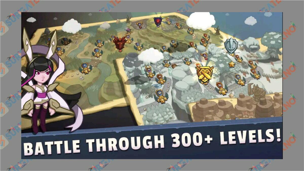 gambar Realm Defense - Game Tower Defense terbaik