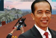 Benarkah Pak Jokowi Main Free Fire