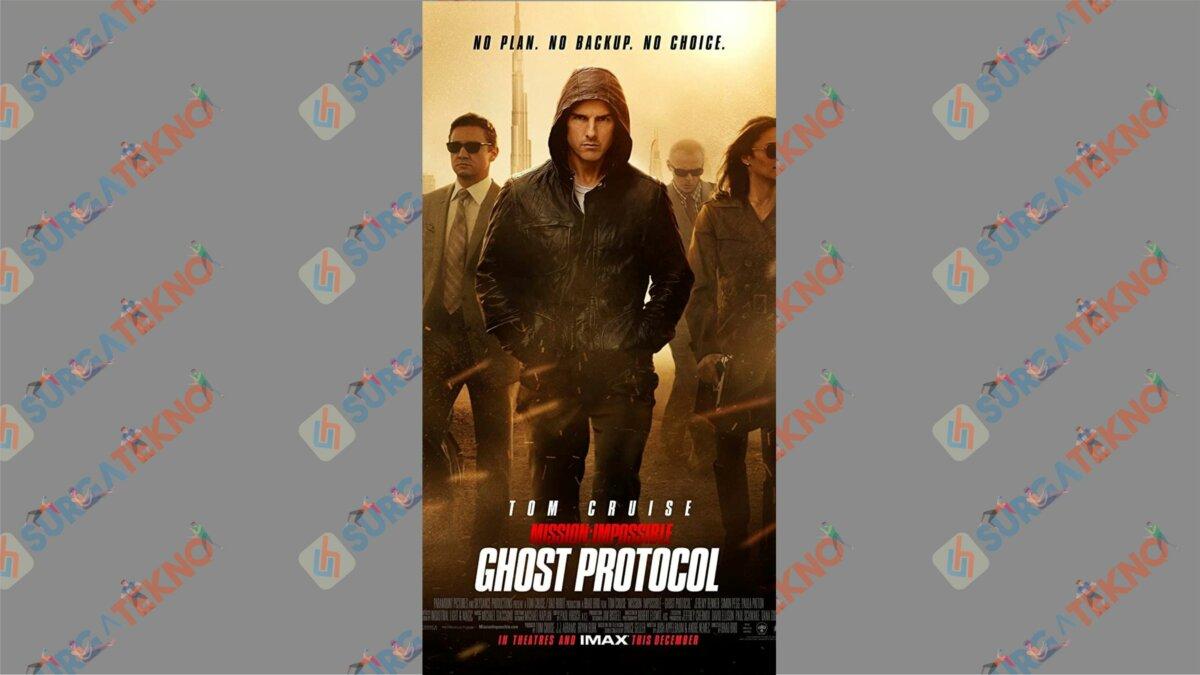 Cek Urutan Film Mission Impossible, Sampai yang Terbaru