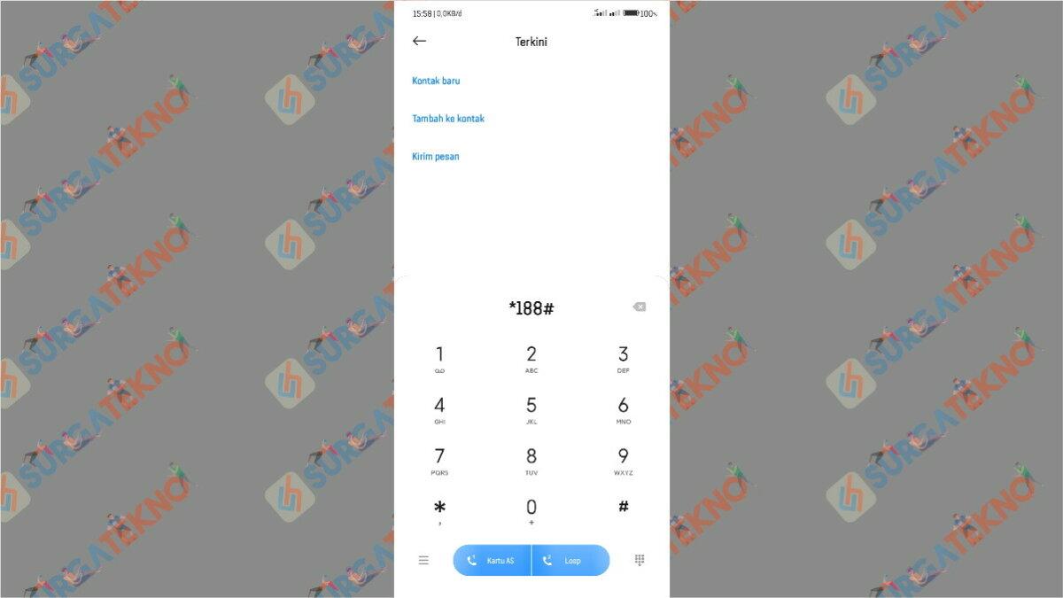 Cara Masukkan Kode Voucher Telkomsel