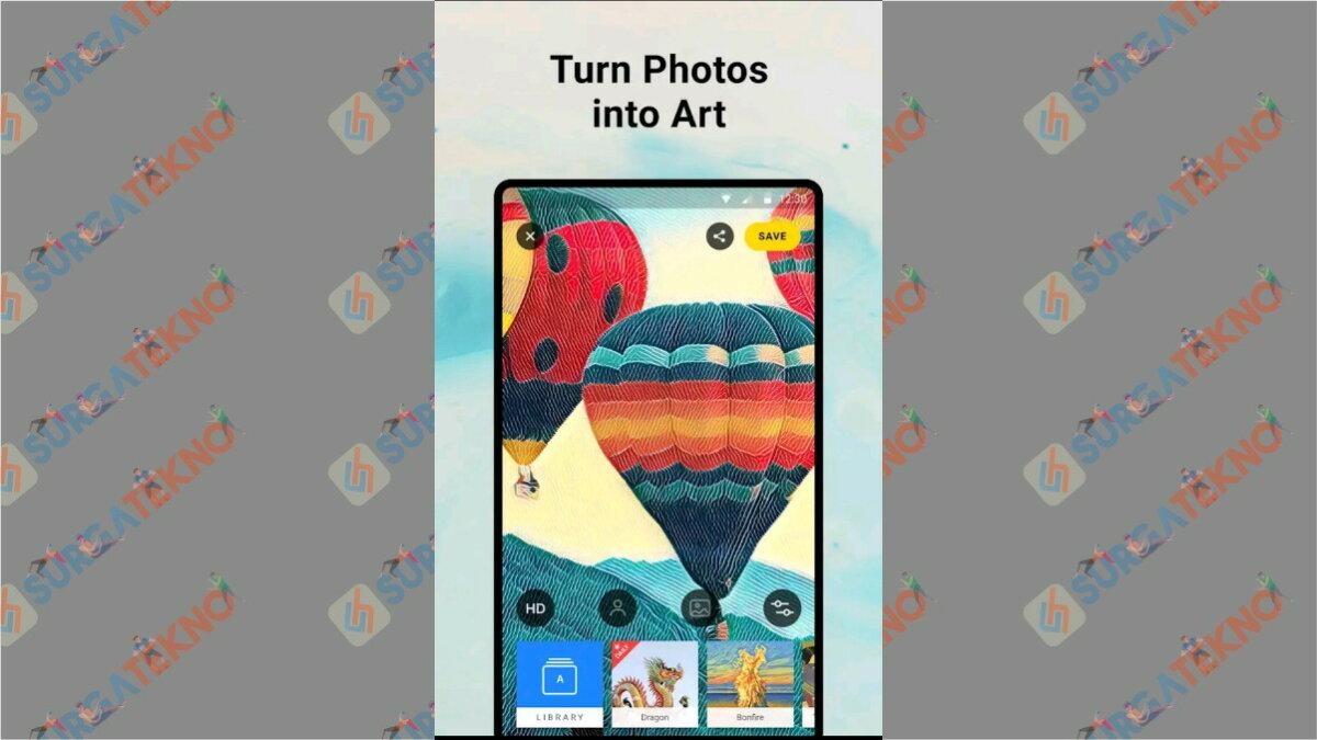 Prisma - Aplikasi Edit Foto yg Lagi Hits di Instagram