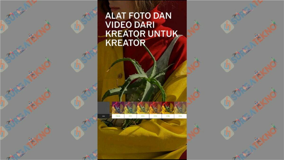VSCO - Aplikasi Edit Foto yg Lagi Hits di Instagram