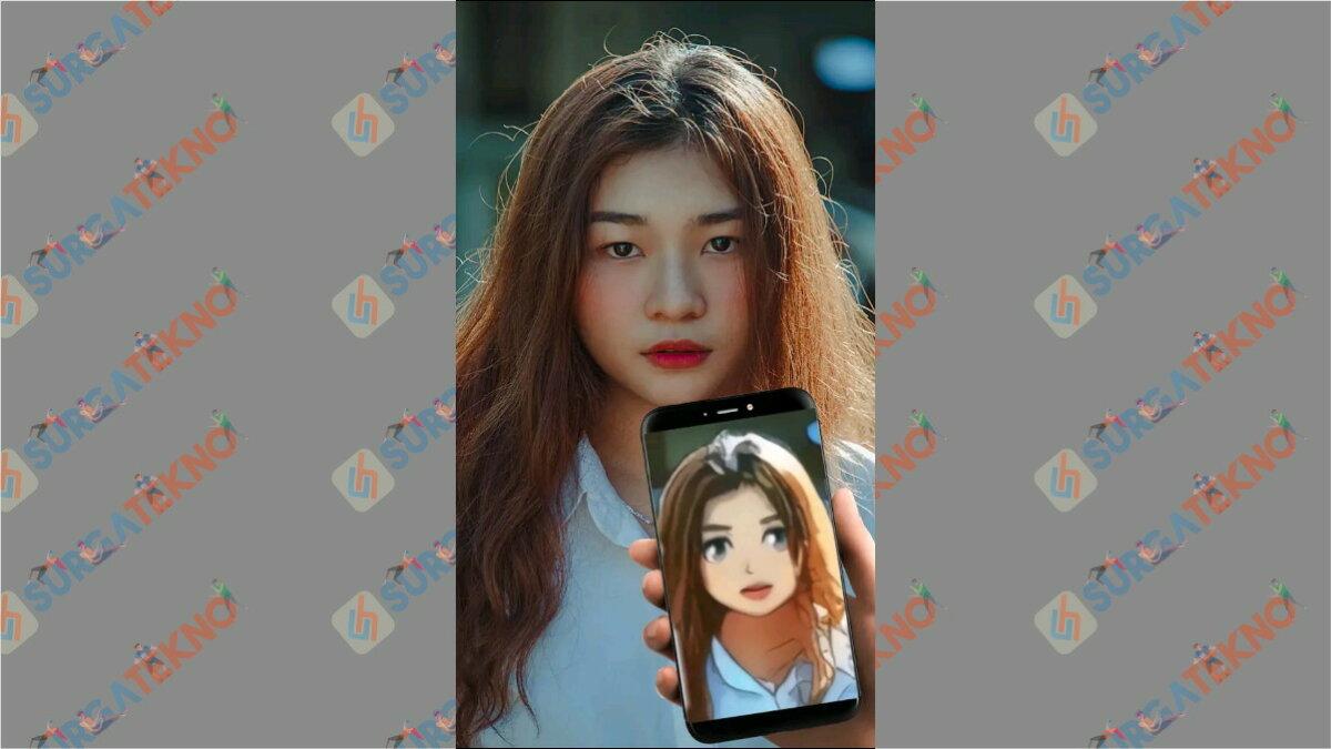 TwinFace - aplikasi pengubah foto menjadi anime