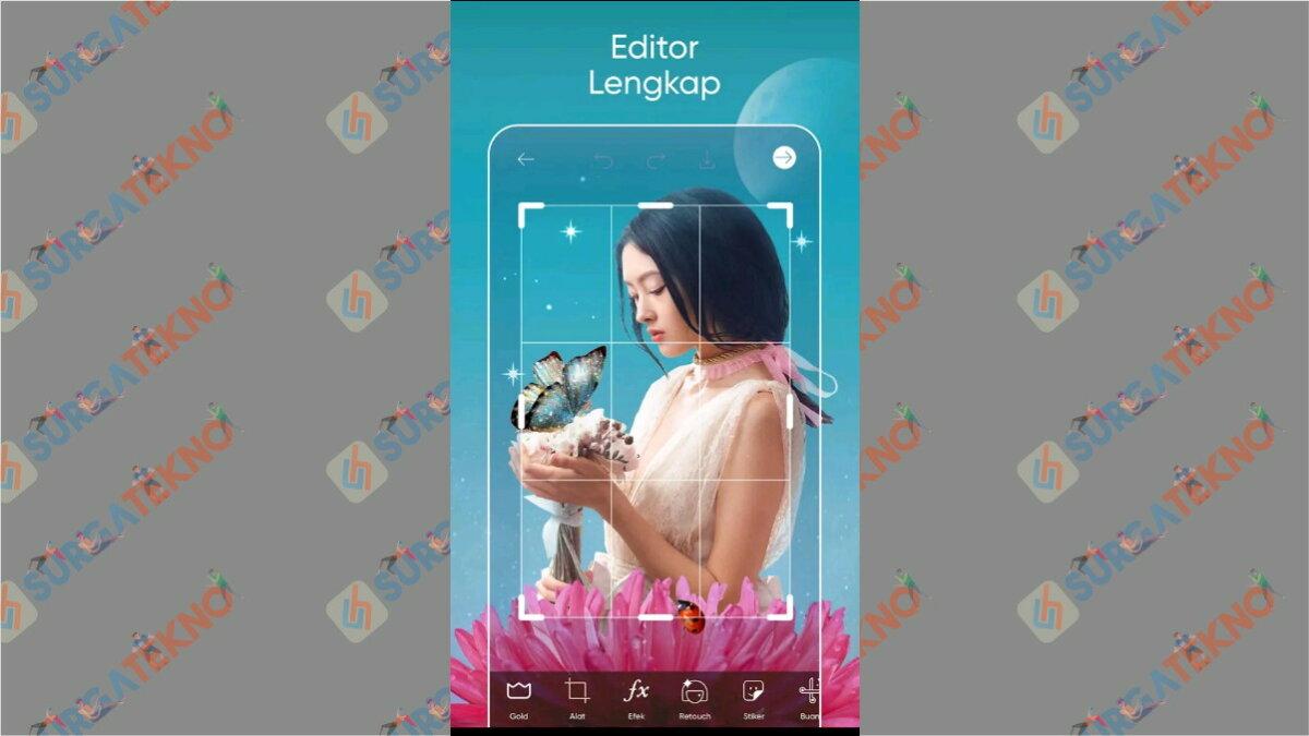 PicsArt - Aplikasi Edit Foto yg Lagi Hits di Instagram