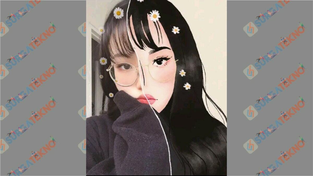 ToonCam - aplikasi pengubah foto menjadi anime
